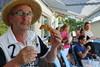 Entertainer Edimann auf Schlankheitstrip mit Bier und Kipfel