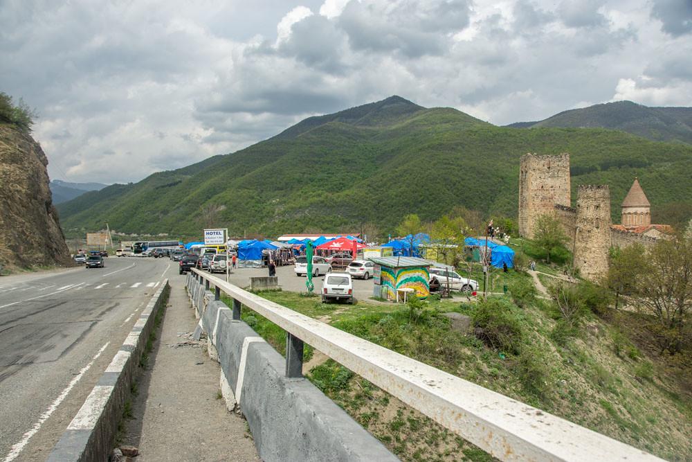 Военно-Грузинская дорога достопримечательности