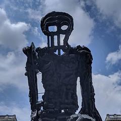 Royal Academy Statue