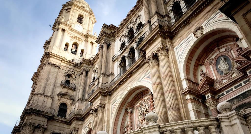 Kathedraal van Málaga | Mooistestedentrips.nl