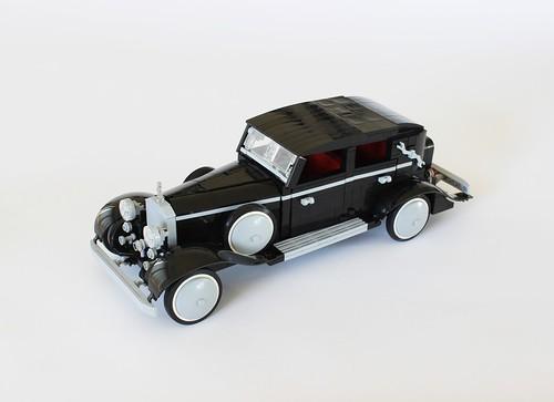 Rolls-Royce Phantom II (1)