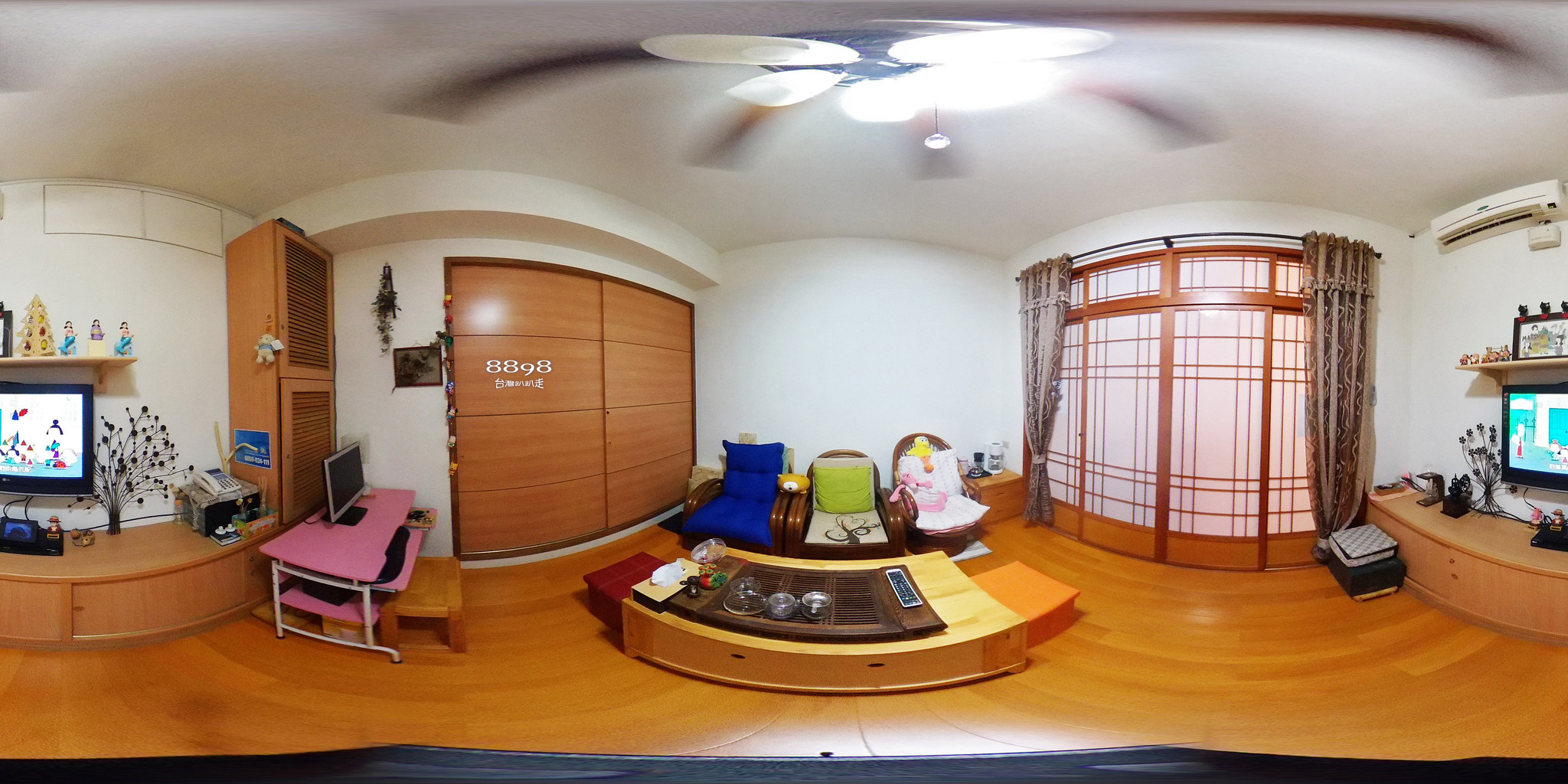 05馬祖民宿-客廳