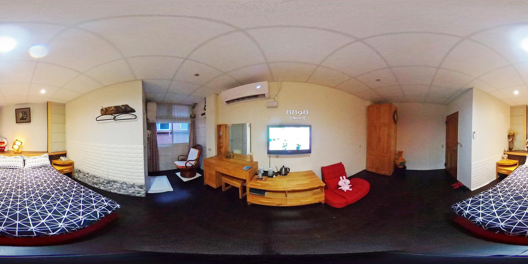 04馬祖民宿-標準雙人房-302