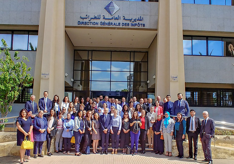 Global Forum on Tax Transparency assists Morocco to implement Exchange of Information on Request