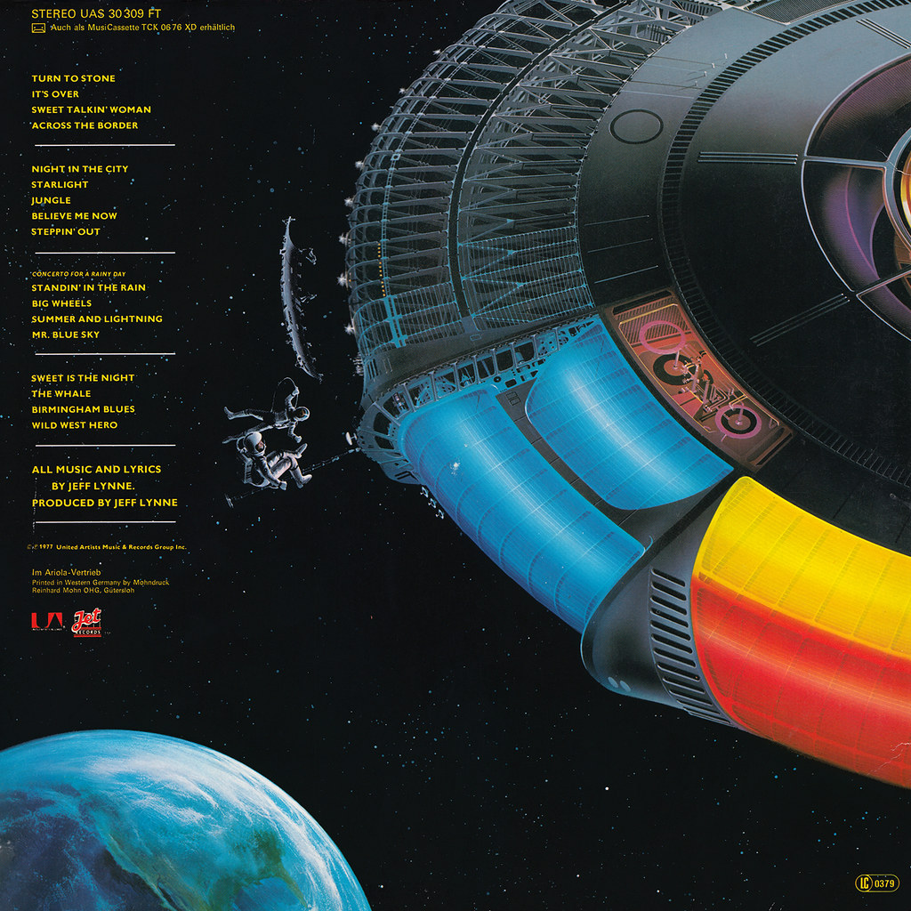 Electric Light Orchestra ‎– Out of the Blue