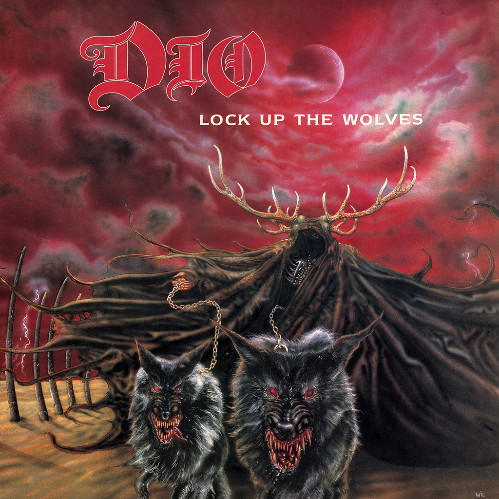 Ronnie James Dio - Lock Up the Wolves