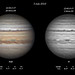 Jupiter (RGB & IR) - 3 July 2019