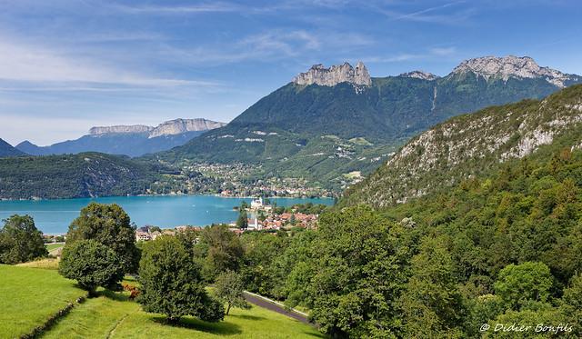 Duingt - Lac d'Annecy