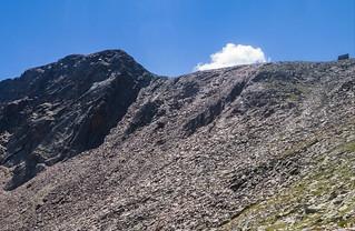 Tascheljöchl, 2.772 m