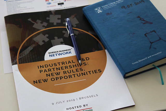 Industrial R&D partnerships: New rules, new opportunities, 9 July 2019, Brussels