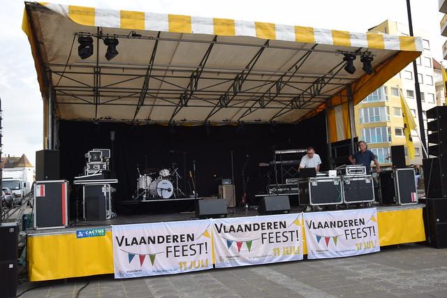 Vlaanderen Feest! 2019 (Heldenplein, Heist) 10/07/2019