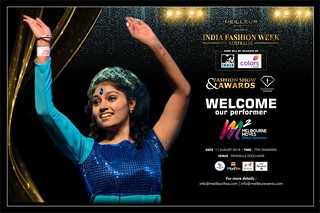 Meilleur events INDIA FASHION WEEK AUSTRALIA 2019 Welcomes our performer ...Melbourne Moves - m square Dance Academy👏👏💃