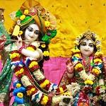 ISKCON Punjabi Bagh Deity Darshan 11 July 2019