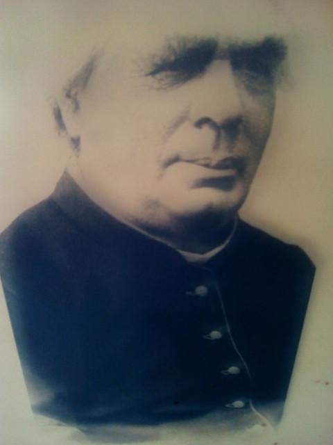 Pfarrer Sebastian Kneipp, Bad Wörishofen ... Archivfoto