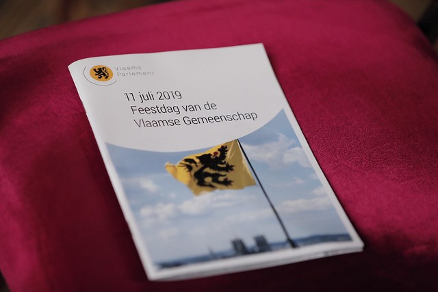11 juli 2019 Feest van de Vlaamse Gemeenschap
