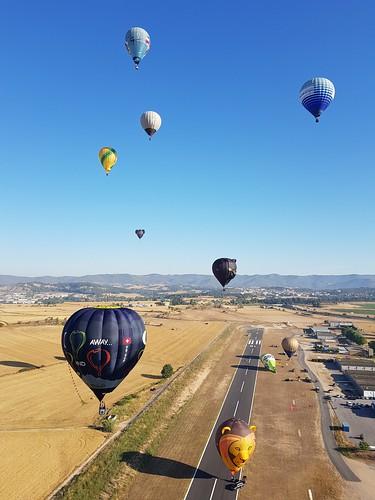 23º European Balloon Festival. Aeródromo de Igualada-Odena