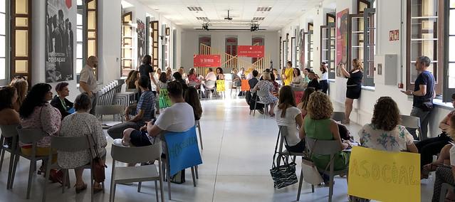 Encuentro InterLanzaderas Málaga 2019