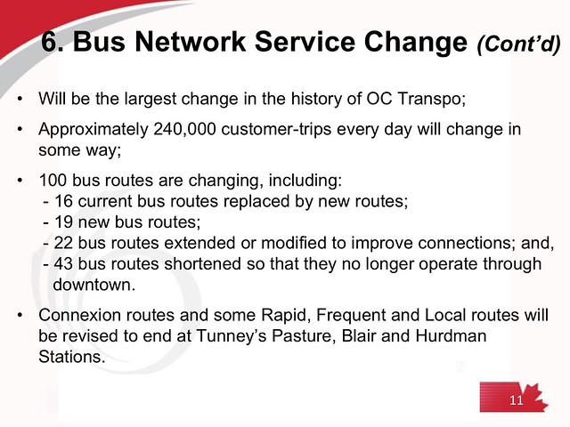 Bus Network Service Change - continued - Confederation-Line-Update-July-10-FEDCO-meeting-FINAL-E_20190710-145150_1