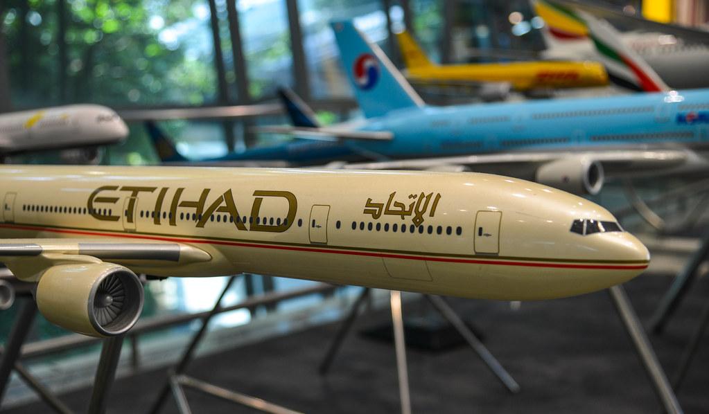 Airplane models at Kuala Lumpur Airport | Kuala Lumpur, Mala… | Flickr