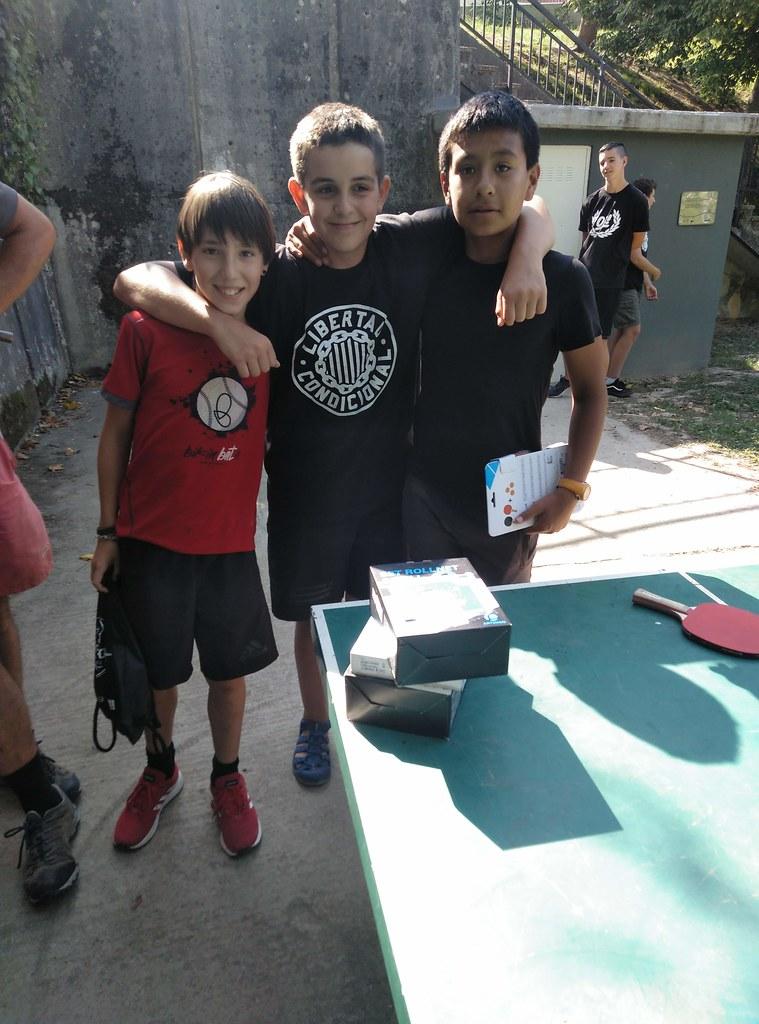 Ping-pong txapelketa