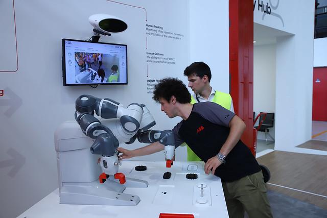 Estrarre valore per le PMI dalla robotica per il futuro.