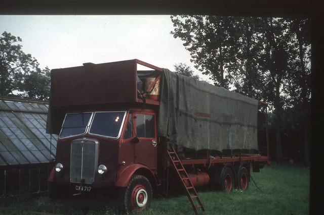 AEC Mk2 Mammoth Major Lorry i think
