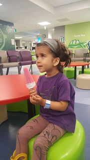 Hospital Popsicle