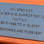 Remembering Ian