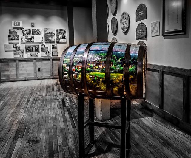 Bourbon Barrel @ Buffalo Trace Distillery