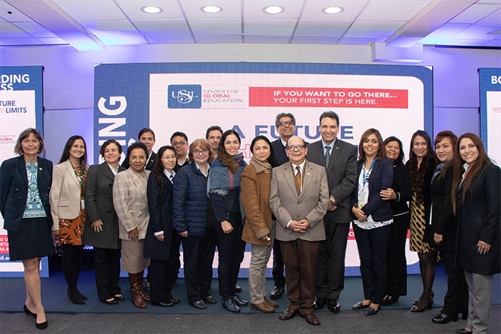 Center for Global Education de USIL ofreció workshops y charlas educativas