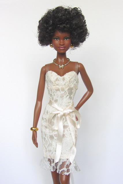 2011 Mattel Barbie Model No. 08 — Collection 003