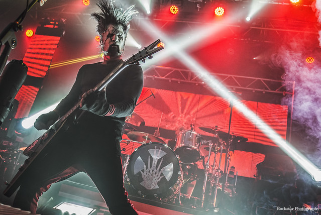 Static-X (w/ DevilDriver, Dope, Wednesday 13) at The Opera House (Toronto, ON) on July 2, 2019