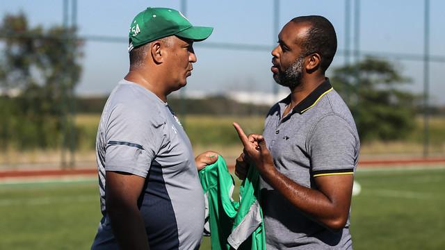 Treino do Fluminense - 11/07/2019