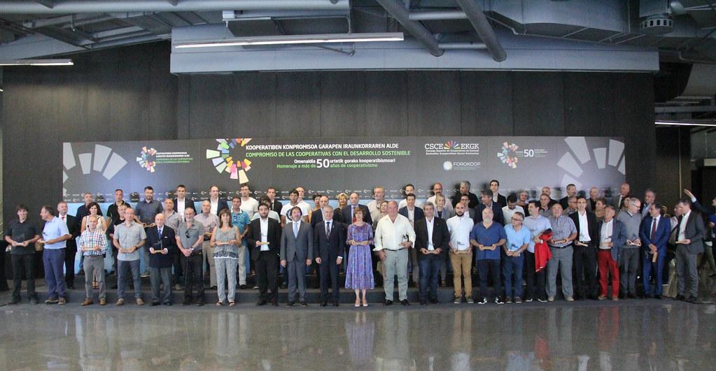 Jornada del Consejo Superior de Cooperativas de Euskadi