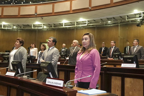 SESIÓN NO. 607 DEL PLENO DE LA ASAMBLEA NACIONAL, QUITO 11 DE JULIO DEL 2019