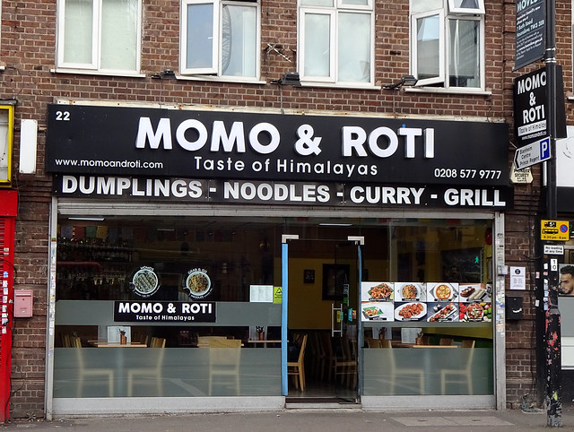 Momo & Roti, a Nepalese restaurant in Hounslow
