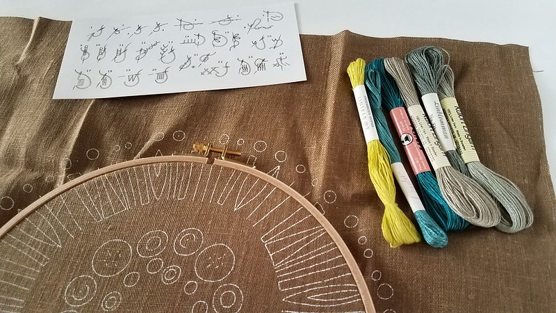Linen kit by Linladan