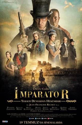 İmparator: Yeraltı Dünyasının Hükümdarı - L'Empereur de Paris