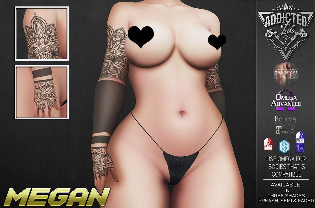 Megan-AD - TeleportHub.com Live!