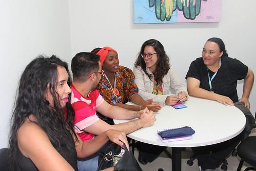 Visita técnica para averiguar as condições da política e do serviço público ofertados à população LGBT no Centro de Referência LGBT - Comissão de Administração Pública