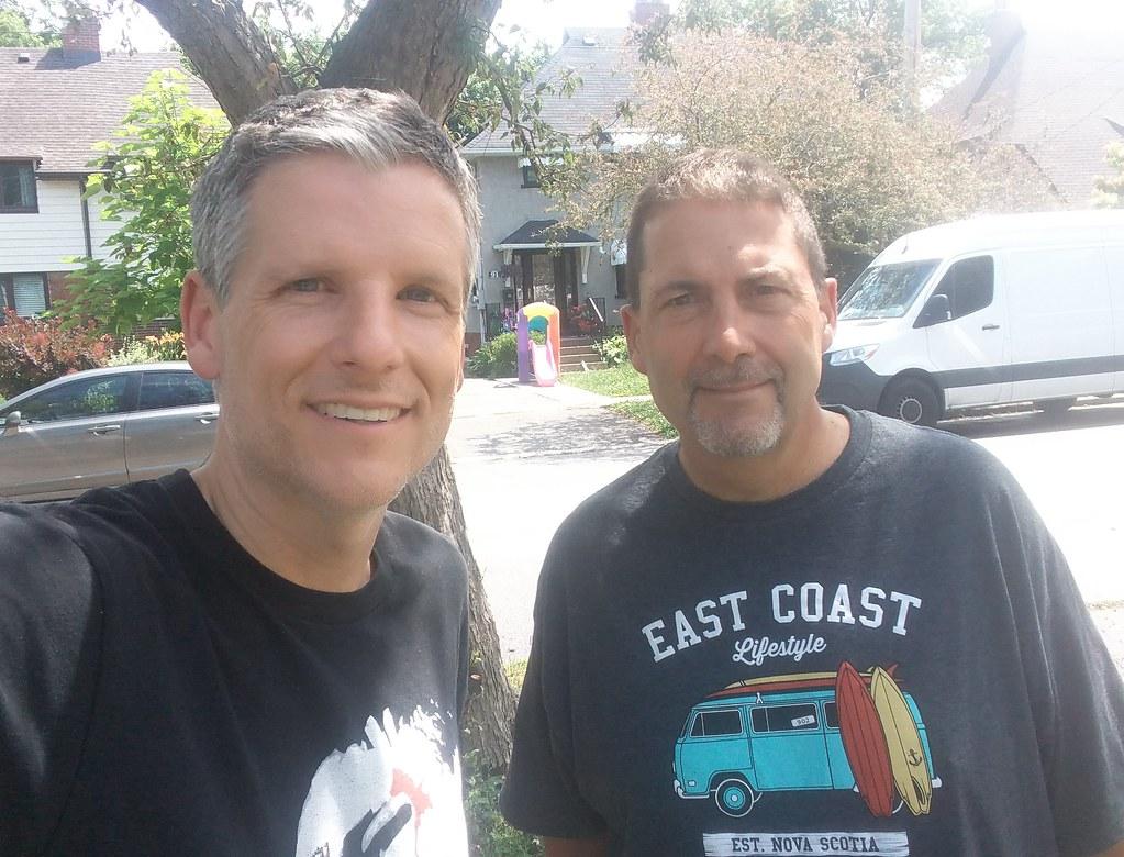 Rob Longley and Me