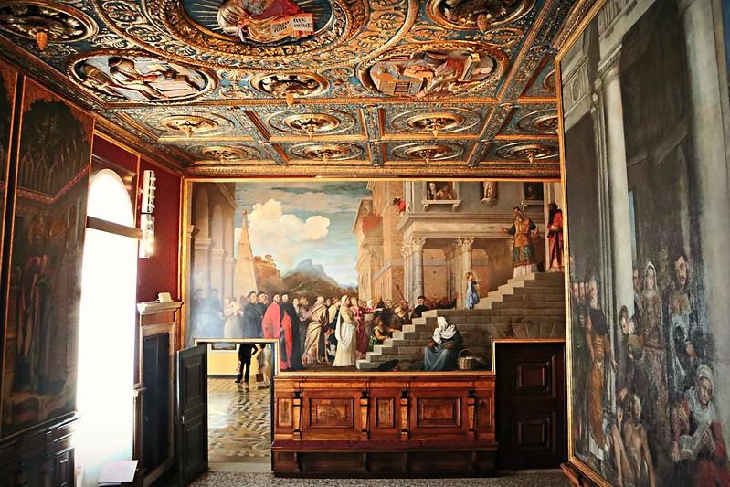 Tiziano em Veneza