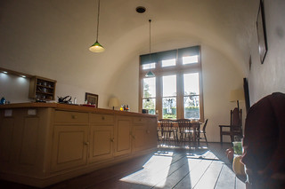 Sunlight in the Kitchen at Crownhill