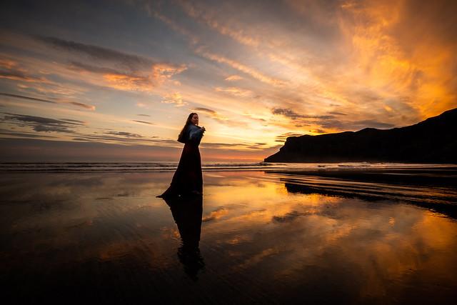 Lizzy Gadd, Isle of Skye