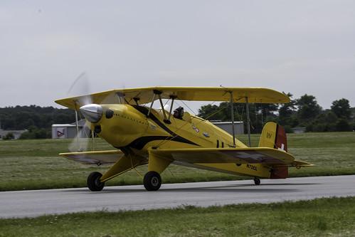 Swiss Aerobatic Plane Lamb CJ-1