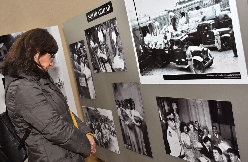 2019-07-11GOBIERNO: Muestra 75 años del terremoto