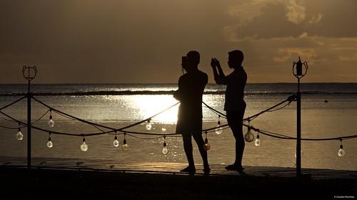 maradiva flicenflac mauritius pentax pentaxk3ii pentaxcamera pentaxart tamron tamron70200 tamronart tamronlens sea sunset silhouette africa