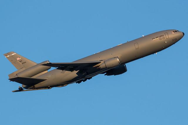 KC-10 at Nellis