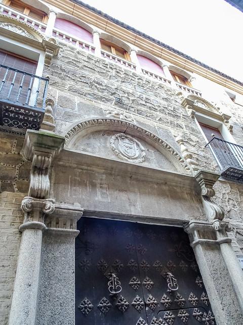 casa Refugio en calle Alfileritos 3 Toledo 01