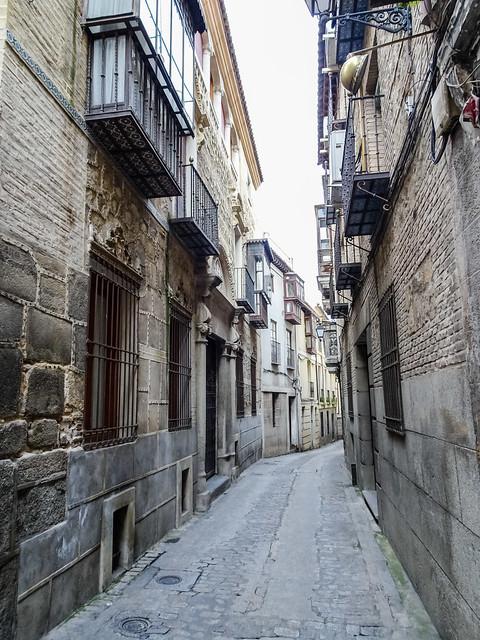 casa Refugio en calle Alfileritos 3 Toledo